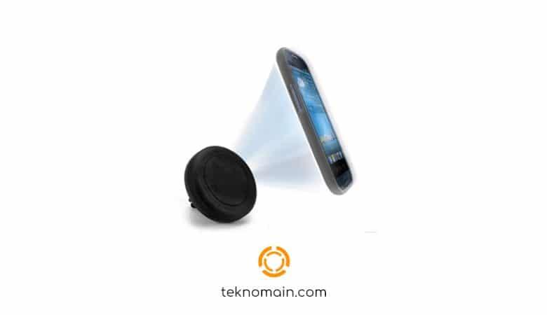 Excelvan Manyetik Araç Cep Telefonu Tutacağı