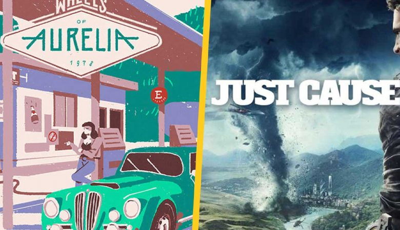 Epic Games'de Just Cause 4 ve Wheels of Aurelia Ücretsiz!