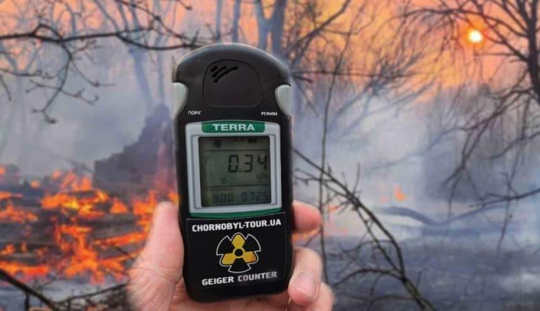 Ukrayna'da ki Yangın Çernobile Kadar Ulaştı !