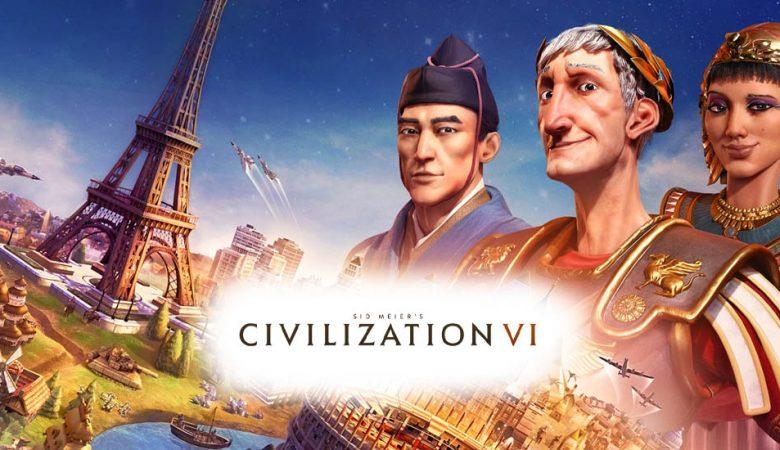 Epic Games'de Sid Meier's Civilization VI Ücretsiz Oldu!